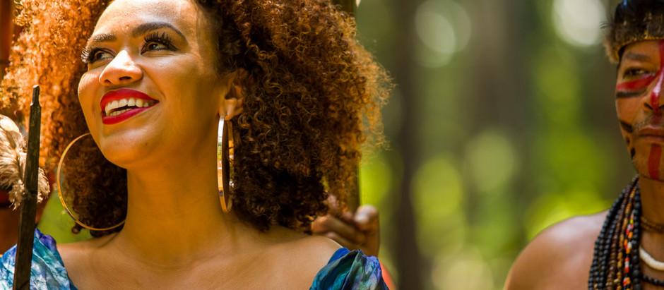 Um caminho cheio de luz para Mariene de Castro