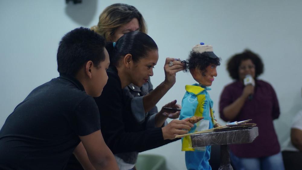 Artes estão mais presente nas escolas com Formação Viva com Arte.