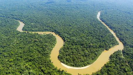 Uma histórica viagem junto às águas do Rio Purus