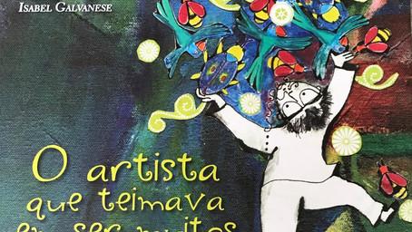 Arte  brasileira  perde um grande nome:  Antônio Carelli