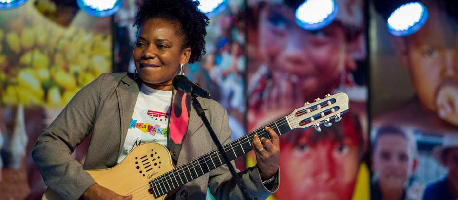 Na Cidade da Música, Caravana das Artes chega cheia de ritmos
