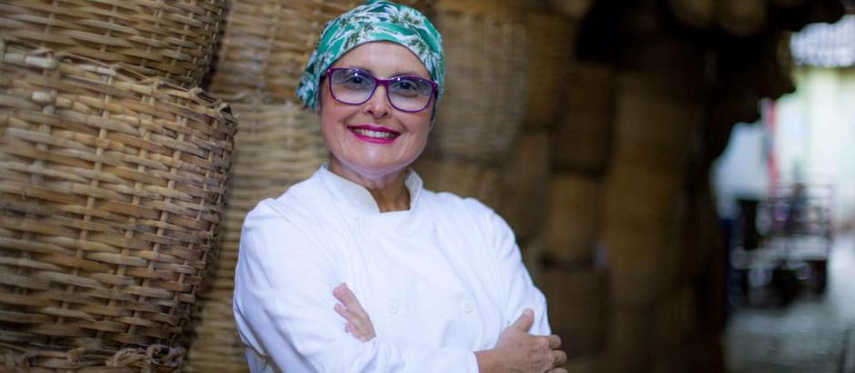 Experiências gastronômicas na programação  da Casa Brasileira