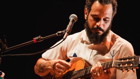 Alvaro Lancellotti e seu Canto de marajó, na Casa Brasileira