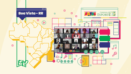 Roraima agora é parte das Caravanas Digitais