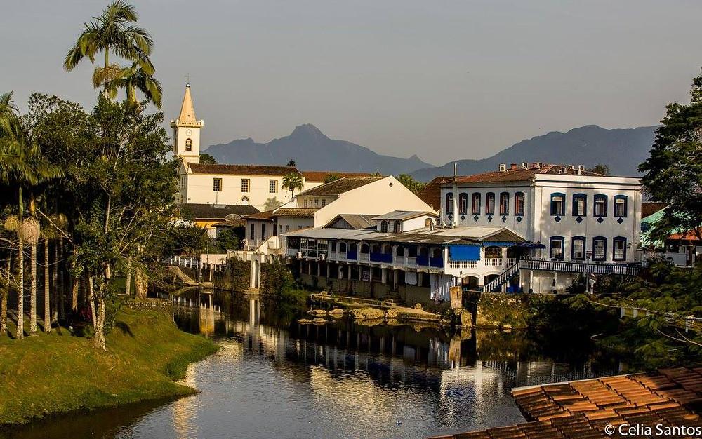 Cenário bucólico de Morretes incentiva o turismo de gastronomia na região.