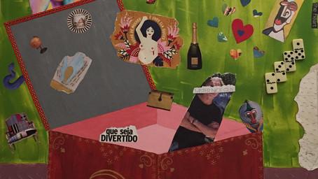 Casa Brasileira recebe a exposição Pandora