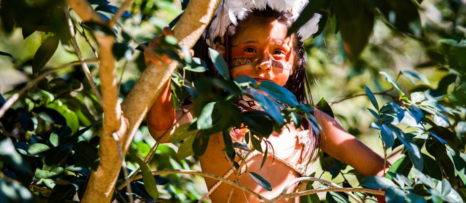Desaparecimento da língua indígena e a perda cultural