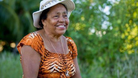 As Donas não deixam o samba morrer na Ilha do Massangano