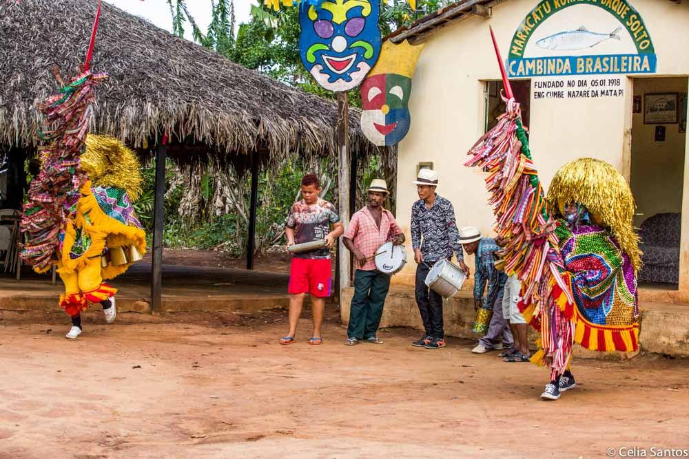 O Engenho do Cumbe, em Nazaré da Mata - PE, é a sede do maracatu rural Cambinda Brasileira desde 1918. O grupo é considerado o mais antigo maracatu de Baque Solto do estado.