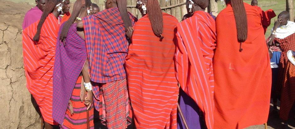 Tecidos africanos costuram história na Casa Brasileira