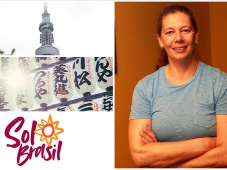 O Esporte em Tóquio, com Ana Moser, no Canal Sol Brasil