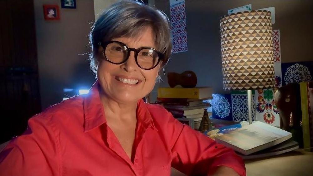 Adriana Saldanha, presidente do Instituto Mpumalanga
