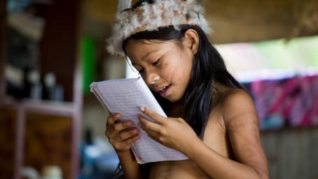 No Médio Purus, Dona Davina luta por educação e cultura
