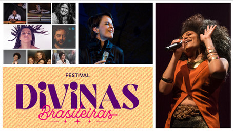 FESTIVAL  DIVINAS  BRASILEIRAS | 2021