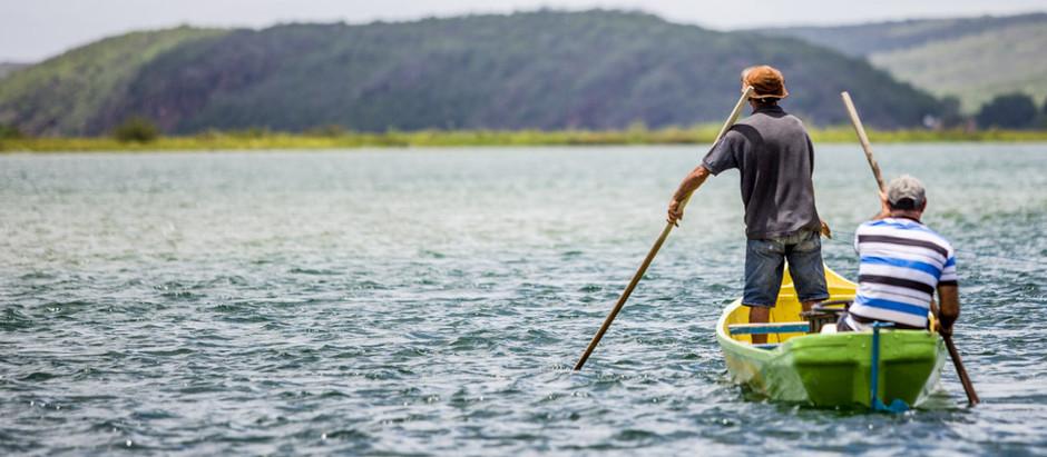Canto, rito e pesca – Uma homenagem aos pescadores, os intérpretes do mar