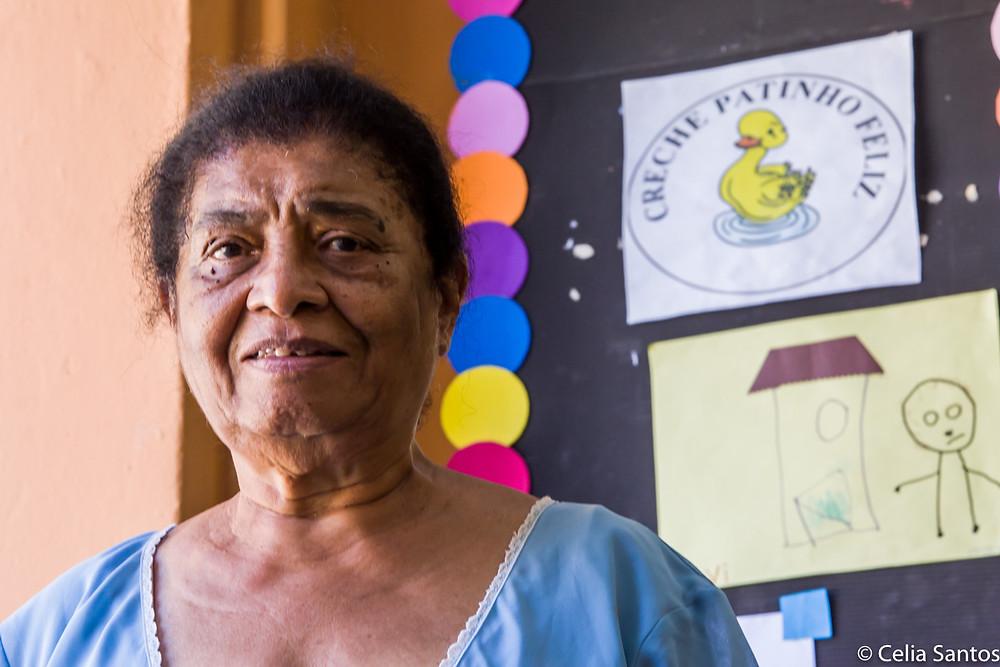 Dona Anna tem trajetória de conquistas ligadas à educação e cultura no Morro dos Macacos. (Foto: Celia Santos)