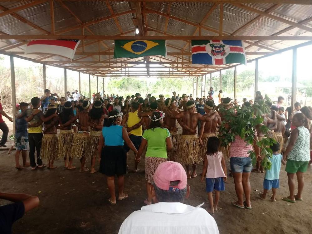 Campeonato reuniu quatro comunidades do Médio Purus.