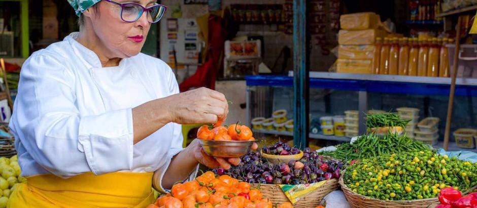 Bistrô da Casa Brasileira participa do festival gastronômico caiçara