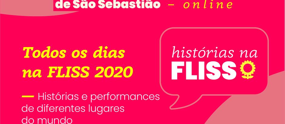 FESTA LITERÁRIA DE SÃO SEBASTIÃO COM MUITAS ATRAÇÕES NESTE FIM DE SEMANA