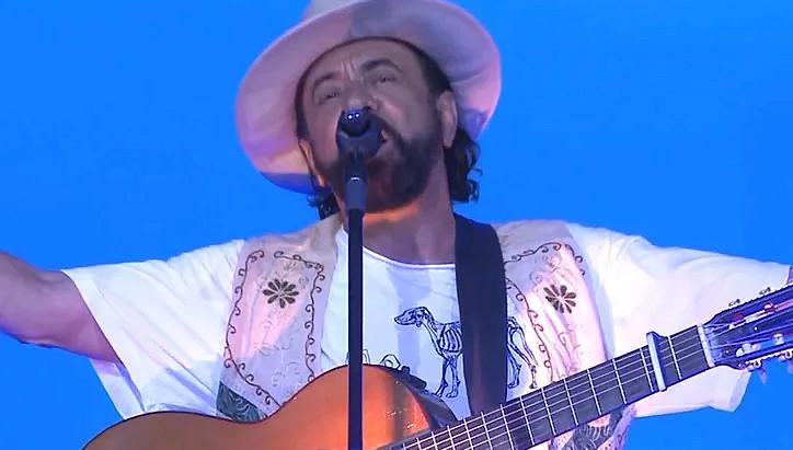 Xangai é o artista convidado pela Caravana da Música em Porto da Folha – SE