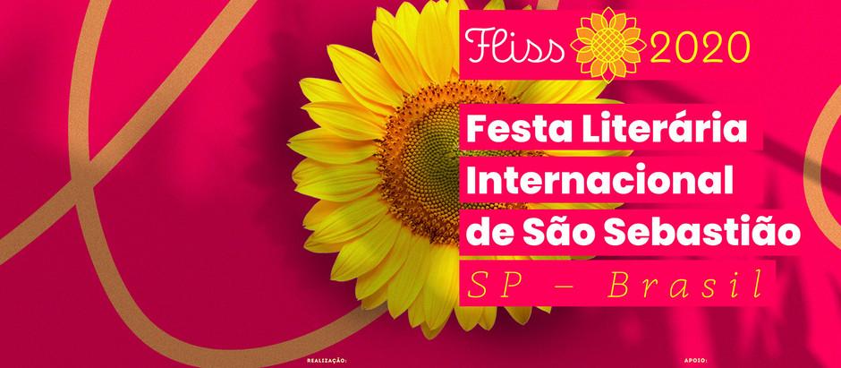 FLISS-2020: UMA FESTA LITERÁRIA NA SUA CASA!