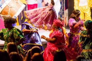 O grupo recebeu o prémio de Ordem ao Mérito Cultural, do Governo Federal, por sua contribuição para o desenvolvimento da identidade cultural brasileira. Foto: Célia Santos