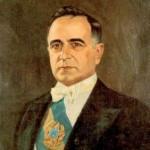 Getúlio Dornelles Vargas foi presidente do Brasil por 15 anos ininterruptos, de 1930 até 1945.