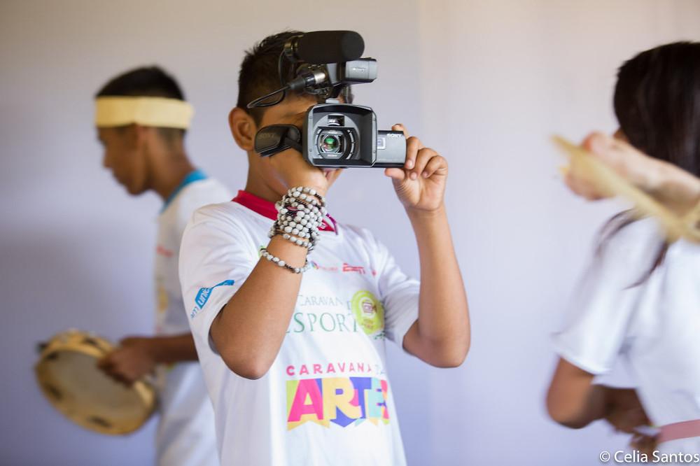 Audiovisual se torna um aliado da preservação da cultura indígena