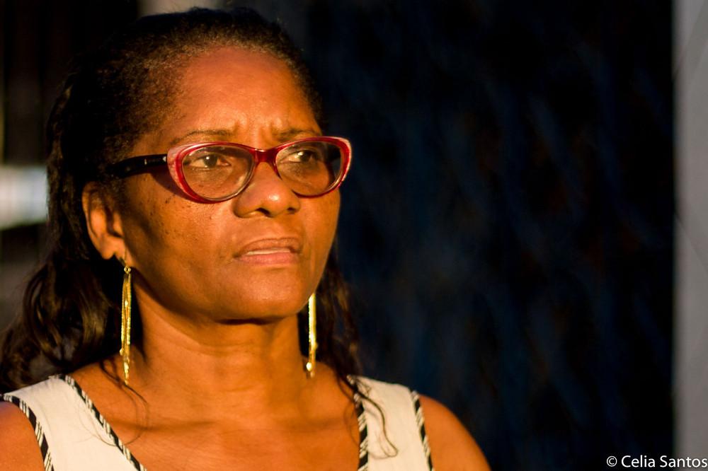 Marizete dos Santos luta por maiores oportunidades  para a população negra que reside em áreas quilombolas em Laranjeiras-SE.