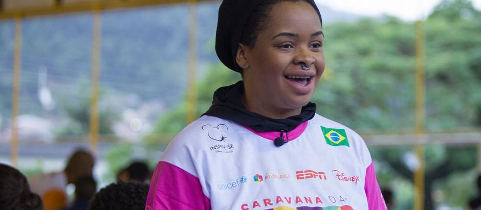 De corpo e voz, Tássia Reis solta o agudo para romper padrões sociais