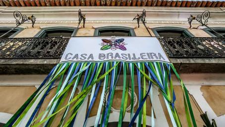 Casa Brasileira adere às ações de controle da propagação do coronavírus (Covid-19)