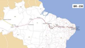 O retrato do Brasil pelo caminho da Transamazônica