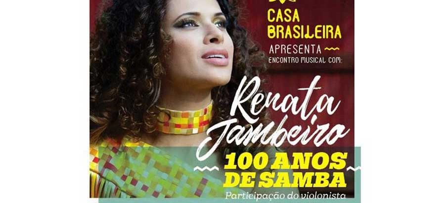Janeiro de muita arte e música na Casa Brasileira