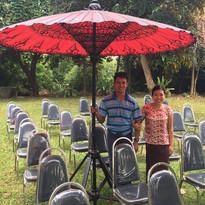 U Than Zaw Htay and Daw Lei Lei Htwe