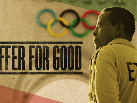 DIRECTOR DANNY SIMMONS PUTS THE SPOTLIGHT ON ETHIOPIA IN AWARD-WINNING BOXING DOC SUFFER FOR GOOD