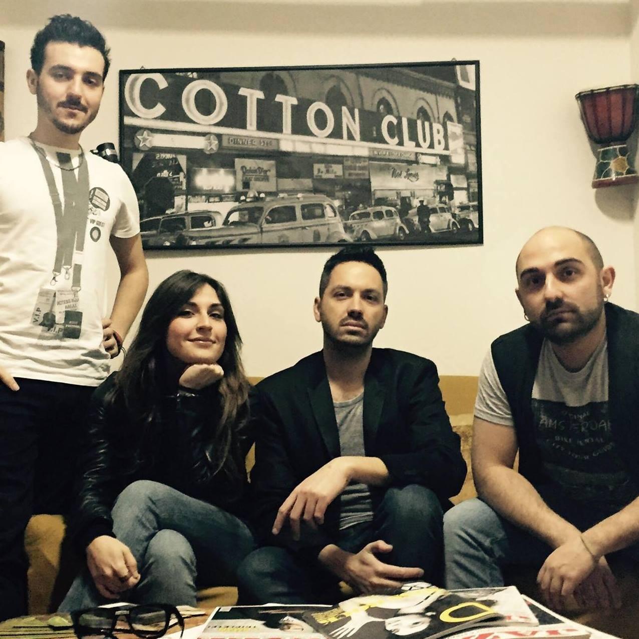 Armando Cacciato (with band)