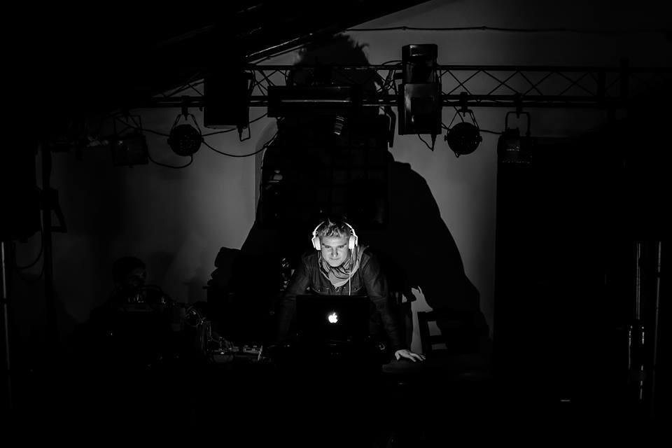 DJ Houseman (Marco Sgammeglia)