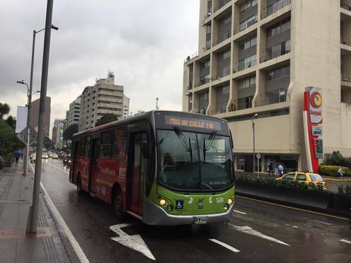 Alcaldías locales desconocen el TransMilenio de la Séptima