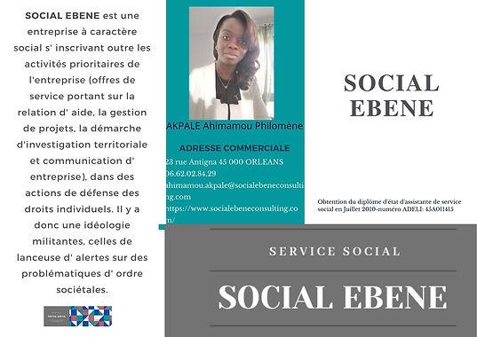 SOCIAL EBENE - Communication entreprise