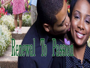 Renewal To Passion set to come out Oct 2, 2016