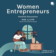Social Post for Annual Women's Panel