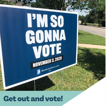 Social Post for Election Day