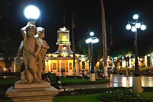 main square Barranco