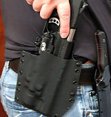 Certified Firearms Instructor in Sugar Land, TX