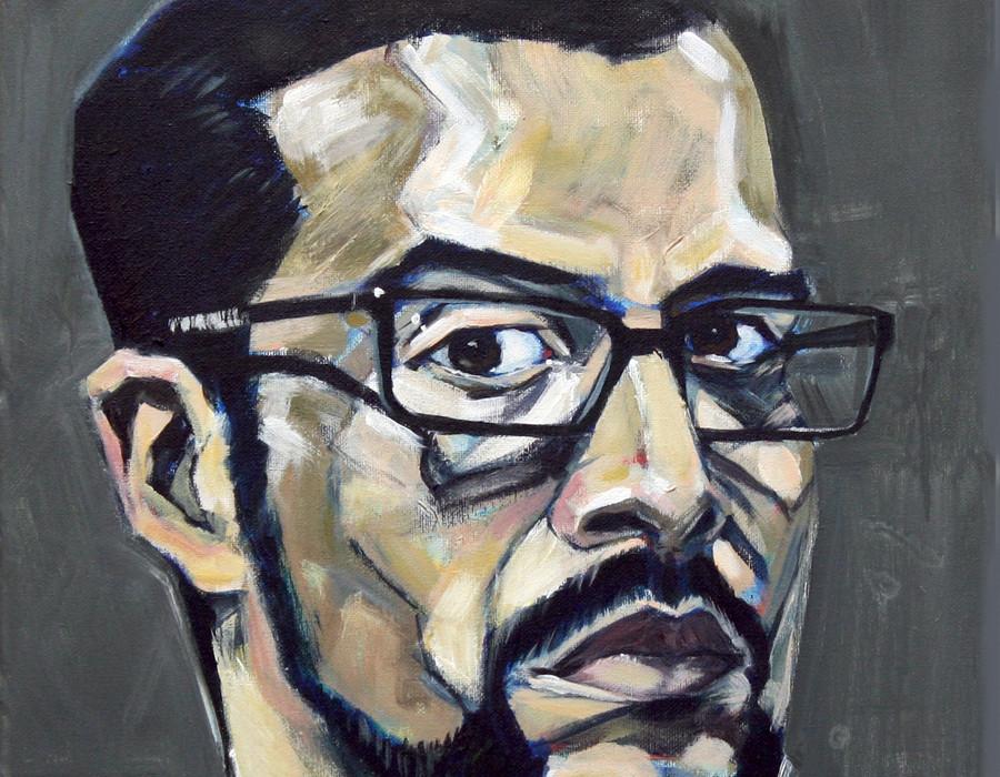 24x18 Acrylic on Canvas
