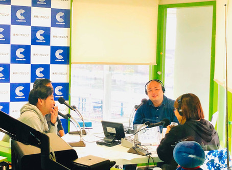 CROSS FM出演!! 2020年2月28日