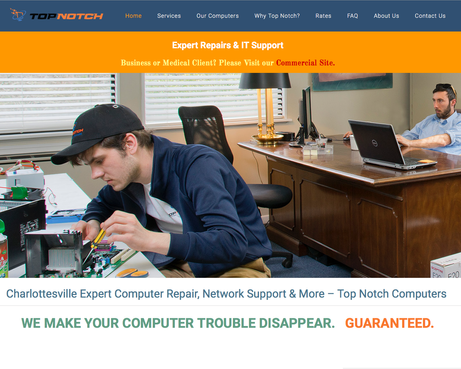 Top Notch Computers