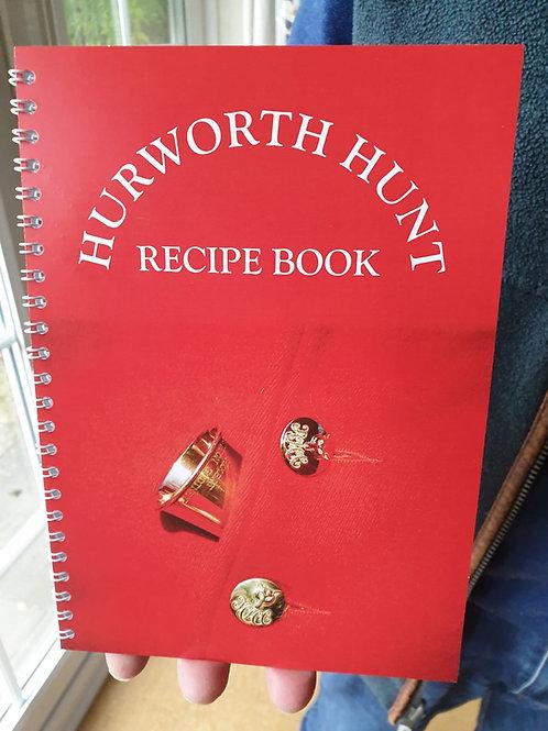 Hurworth Hunt Recipe book
