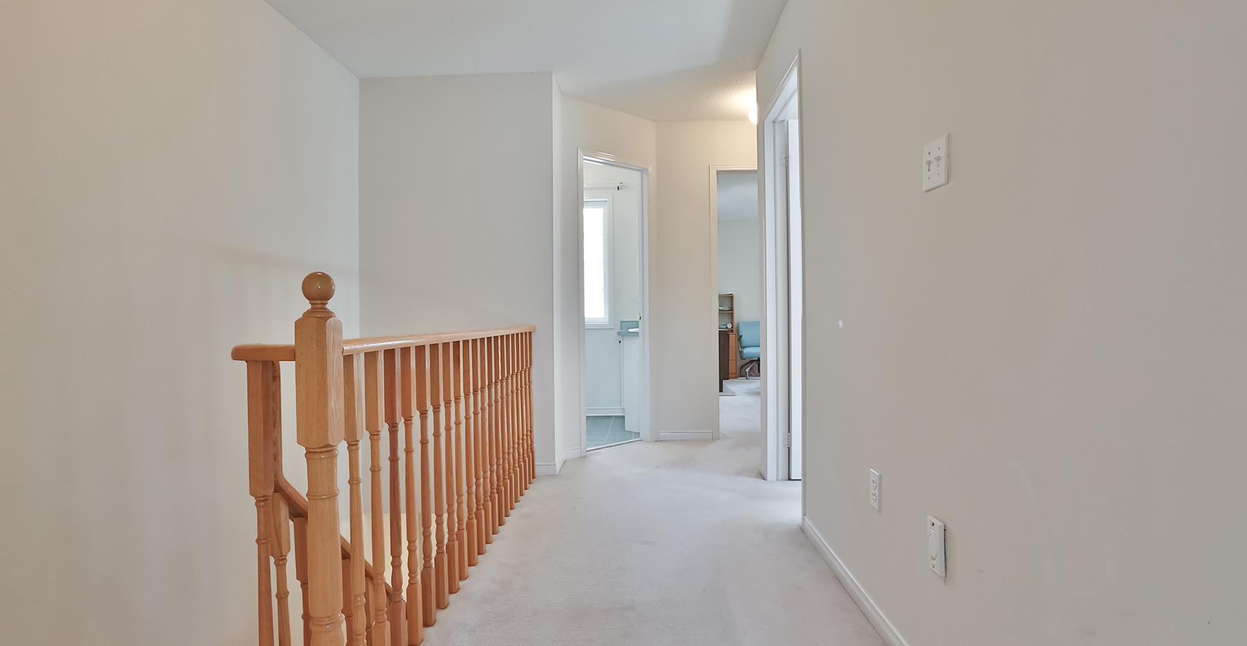 Large upstairs landing