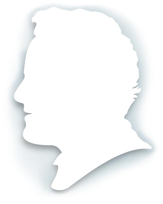 Garrett Burke silhouette